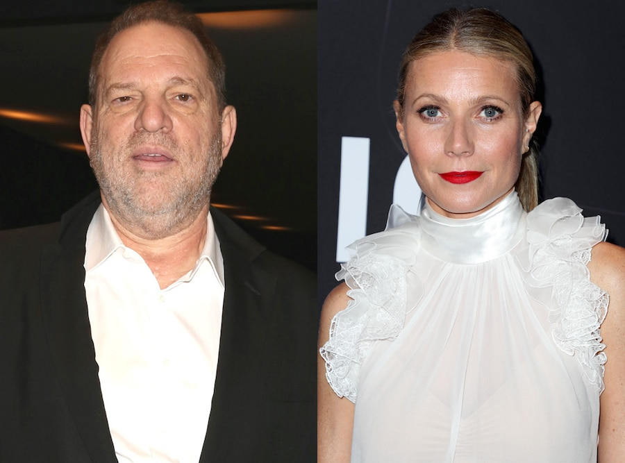 Gwyneth Paltrow, Harvey Weinstein