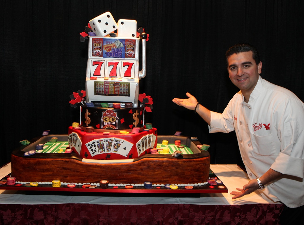 Buddy Valastro Birthday Cakes