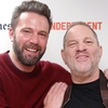 Ben Affleck, Harvey Weinstein