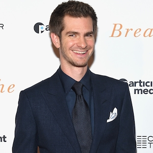 Andrew Garfield, Breathe Premiere