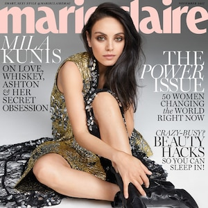 Mila Kunis, Marie Claire