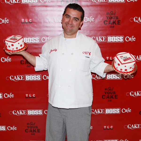 Buddy Valastro's Memorable <i>Cake Boss</i> Desserts