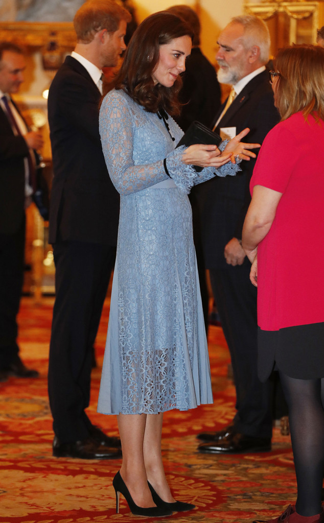 Kate Middleton, Bump