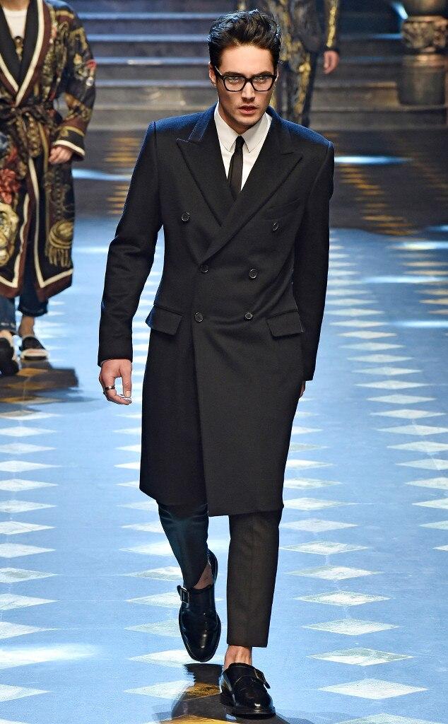 Levi Dylan, Model, Runway