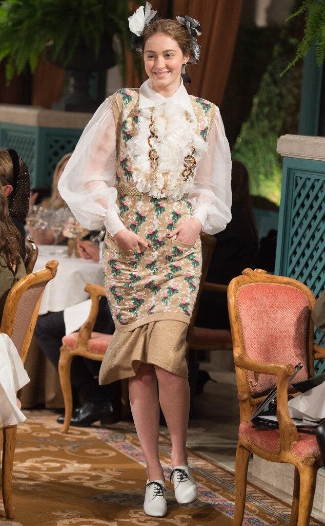 Karsen Liotta, Model, Runway