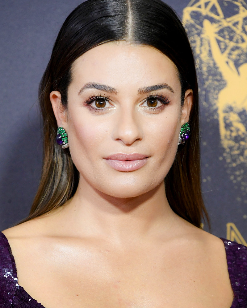 Lea Michele Reveals Her Beauty Essentials