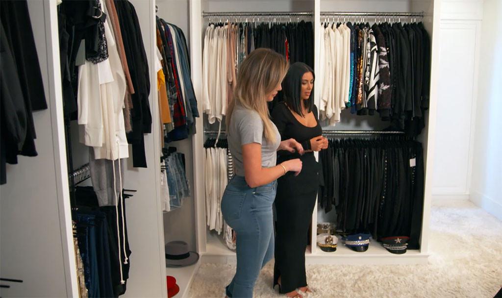 Kim Kardashian, KUWTK 1403