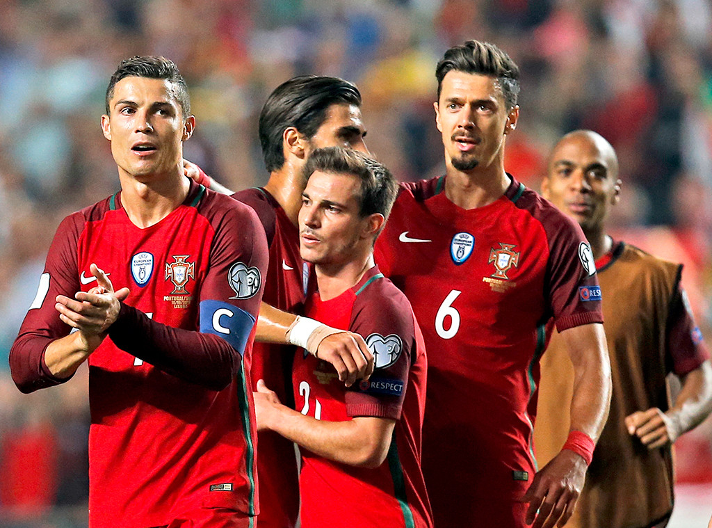 Cristiano Ronaldo, Portugal Win, World Cup Qualifier Match