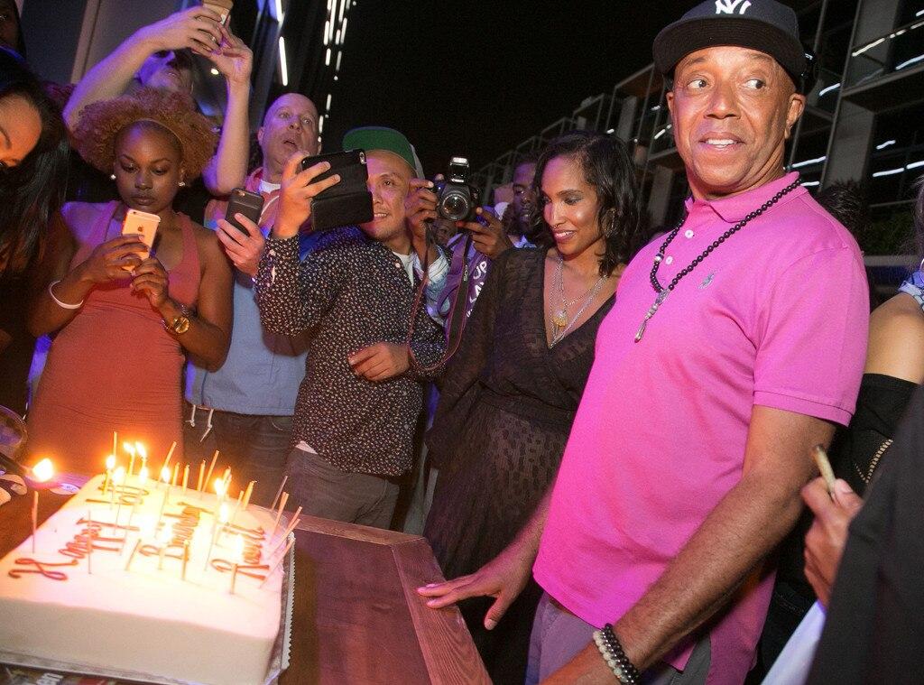 Russell Simmons, Birthdays