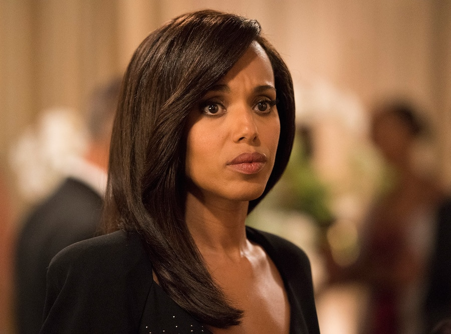 Scandal Season 7, Kerry Washington