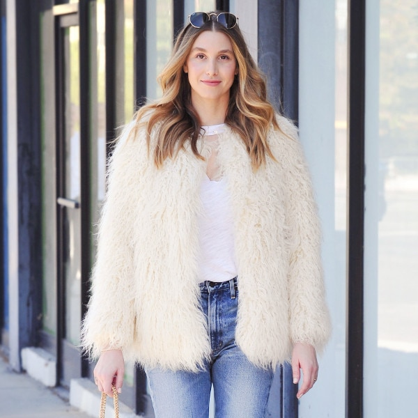 Shearling Coats That'll Keep You Warm All Fall Long