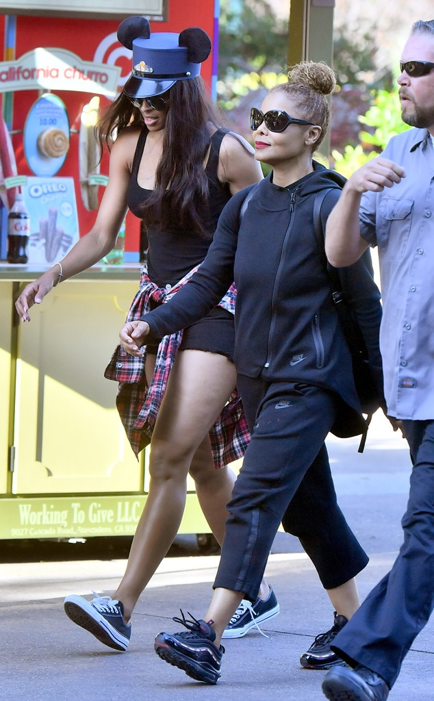 Janet Jackson, Ciara