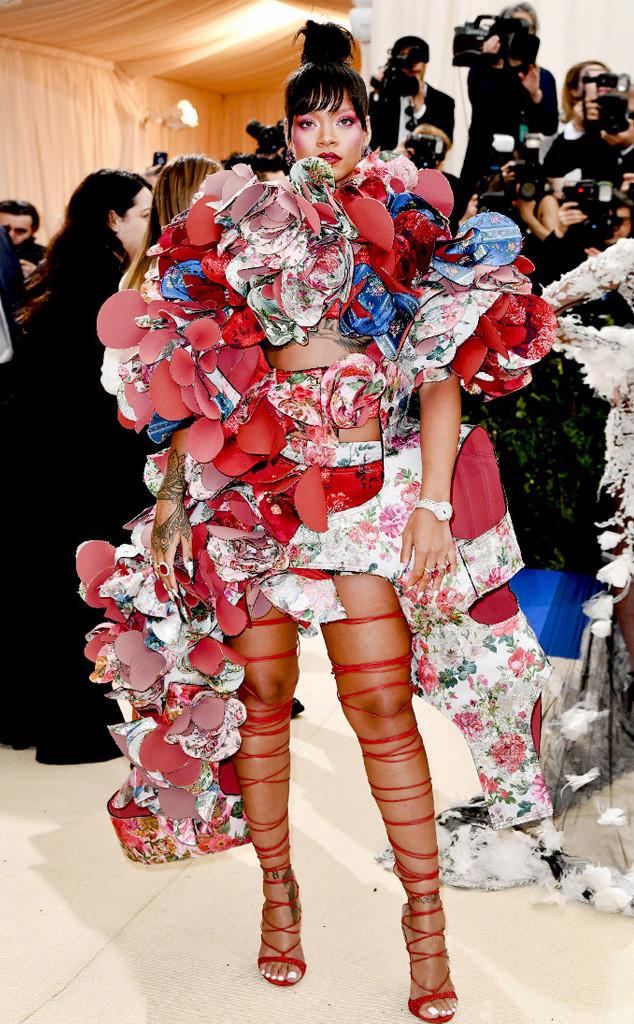 Donatella Versace Met Gala