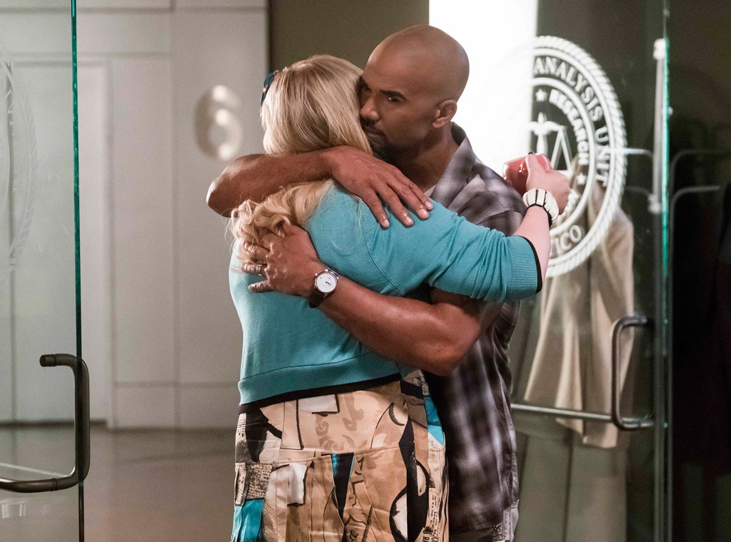 Criminal Minds Season 13, Shemar Moore