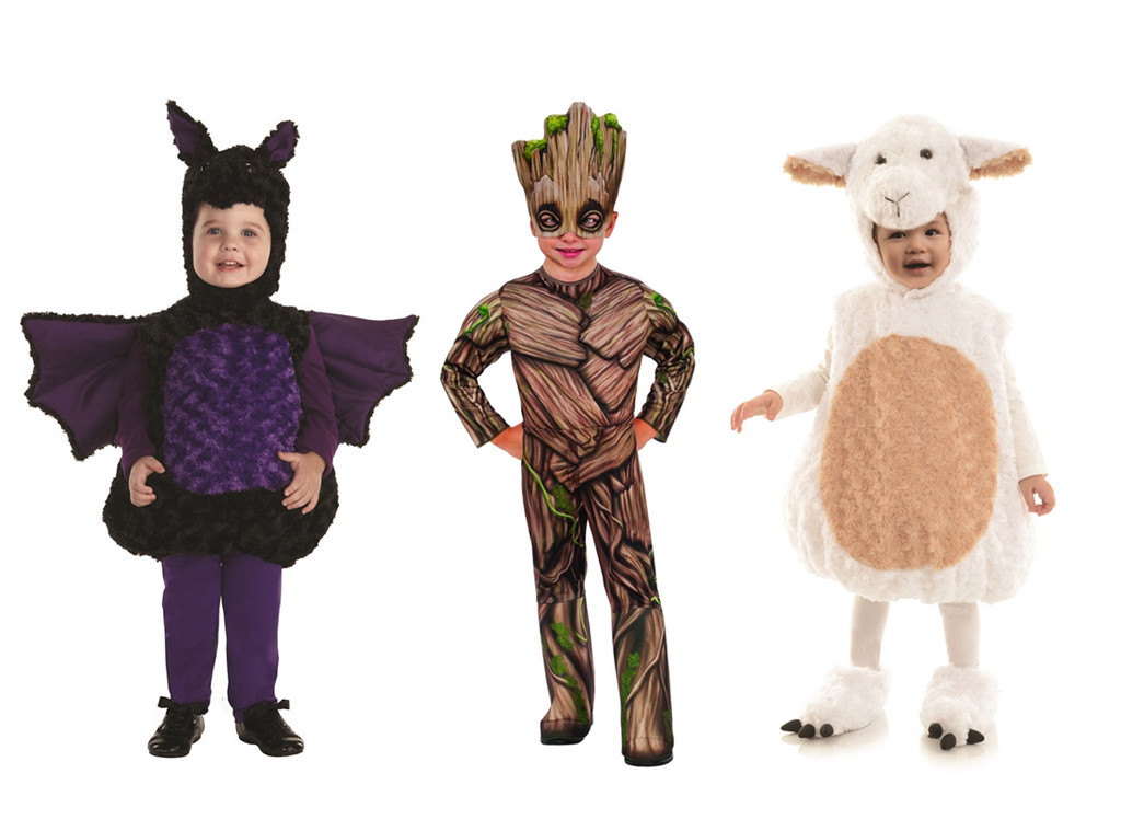 Branded: Kids Halloween Costumes