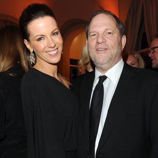 Kate Beckinsale, Harvey Weinstein