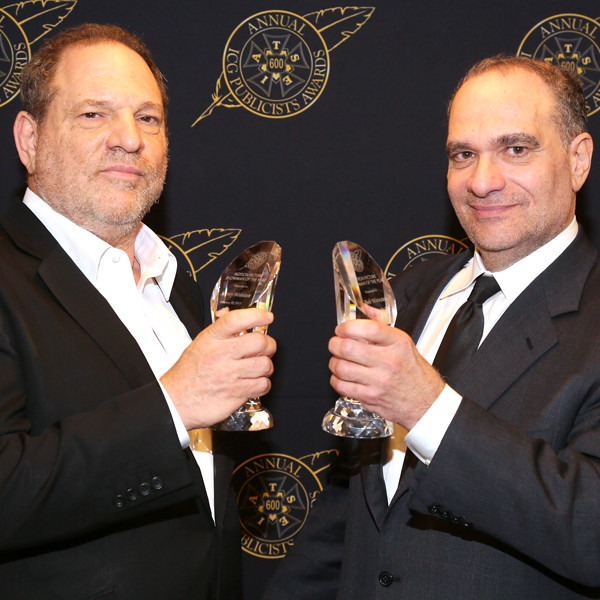 Harvey Weinstein, Bob Weinstein