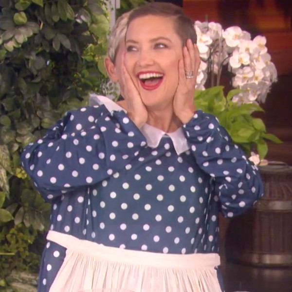 Kate Hudson, Ellen DeGeneres