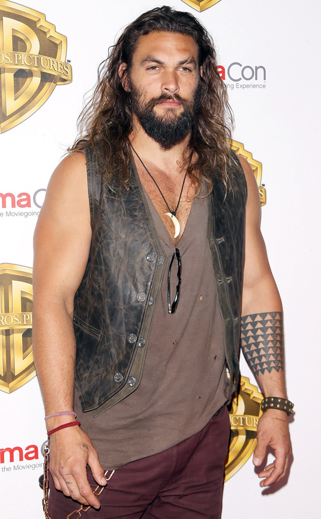 Jason Momoa, CinemaCon 2017