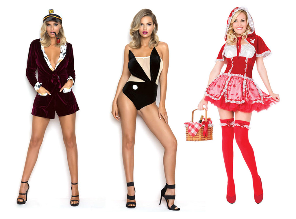 gorgeous playboy themed party outfits 13