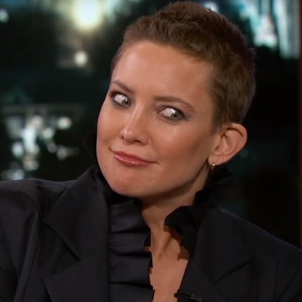 Kate Hudson, Jimmy Kimmel Live