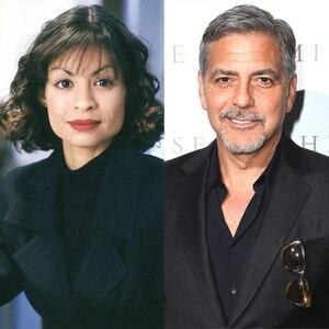 Vanessa Marquez, George Clooney