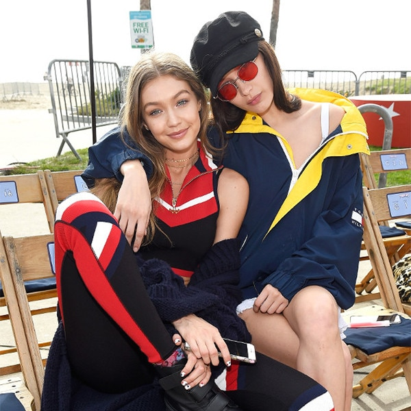 Gigi and Bella Hadid's Best Sister Moments