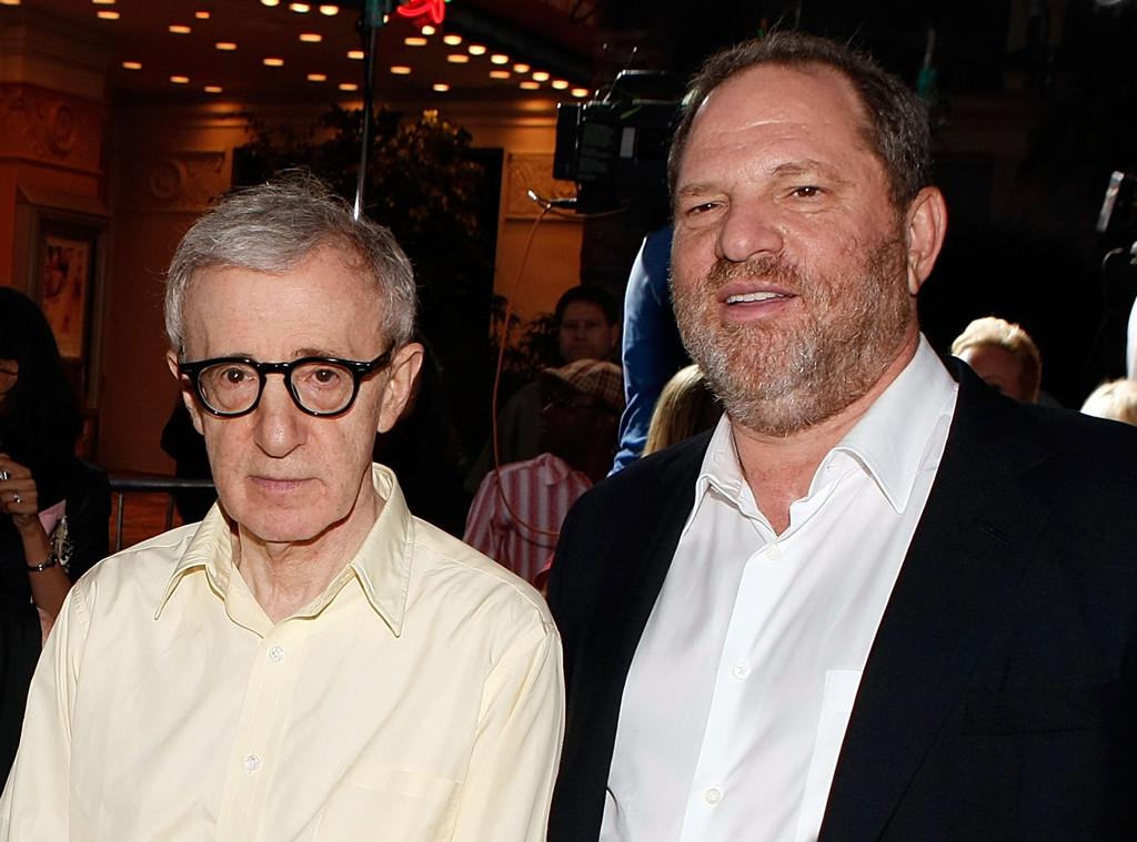 Woody Allen, Harvey Weinstein