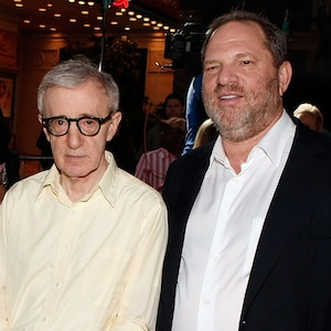 Woody Allen, Harvey Weinstein