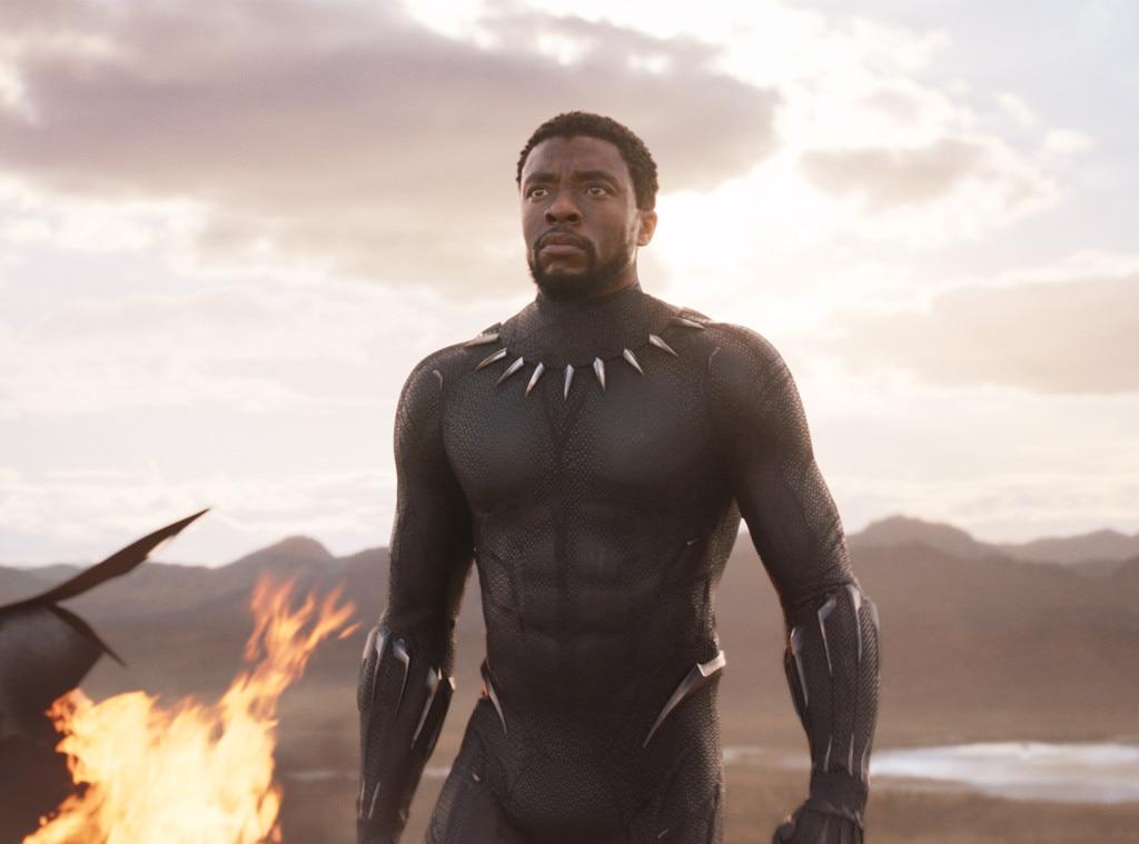 Black Panther, Chadwick Boseman