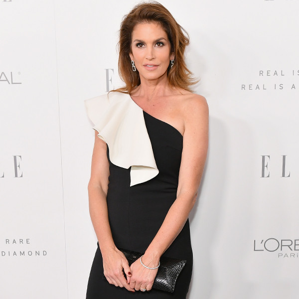 Cindy Crawford, ELLE's 24th Annual Women in Hollywood