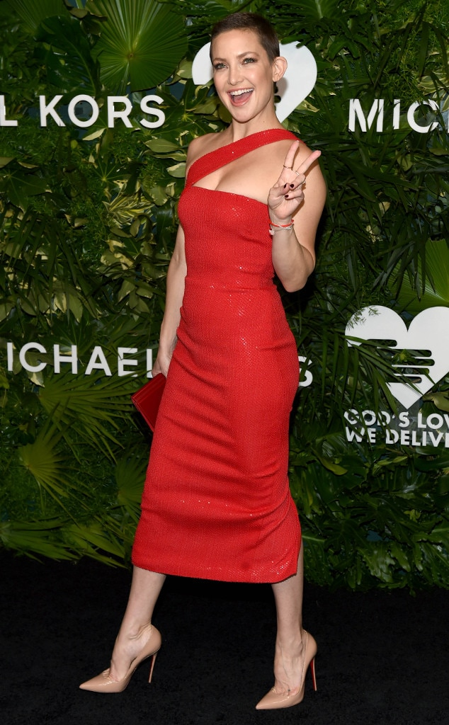 Kate Hudson, Golden Heart Awards