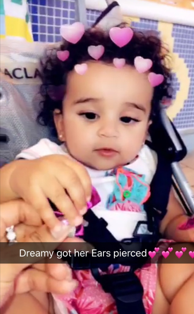 All Dream Kardashian Firsts Honor Her First