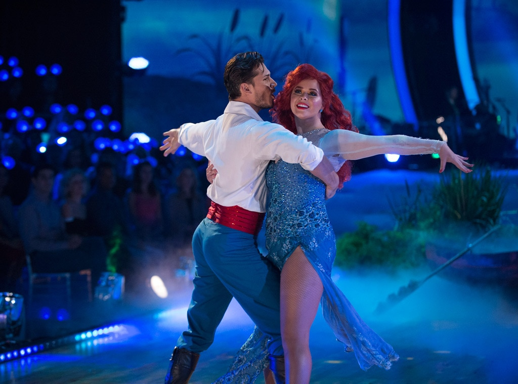 Dancing Stars Gallery: Sasha Pieterse, Season 25 From Dancing With The Stars