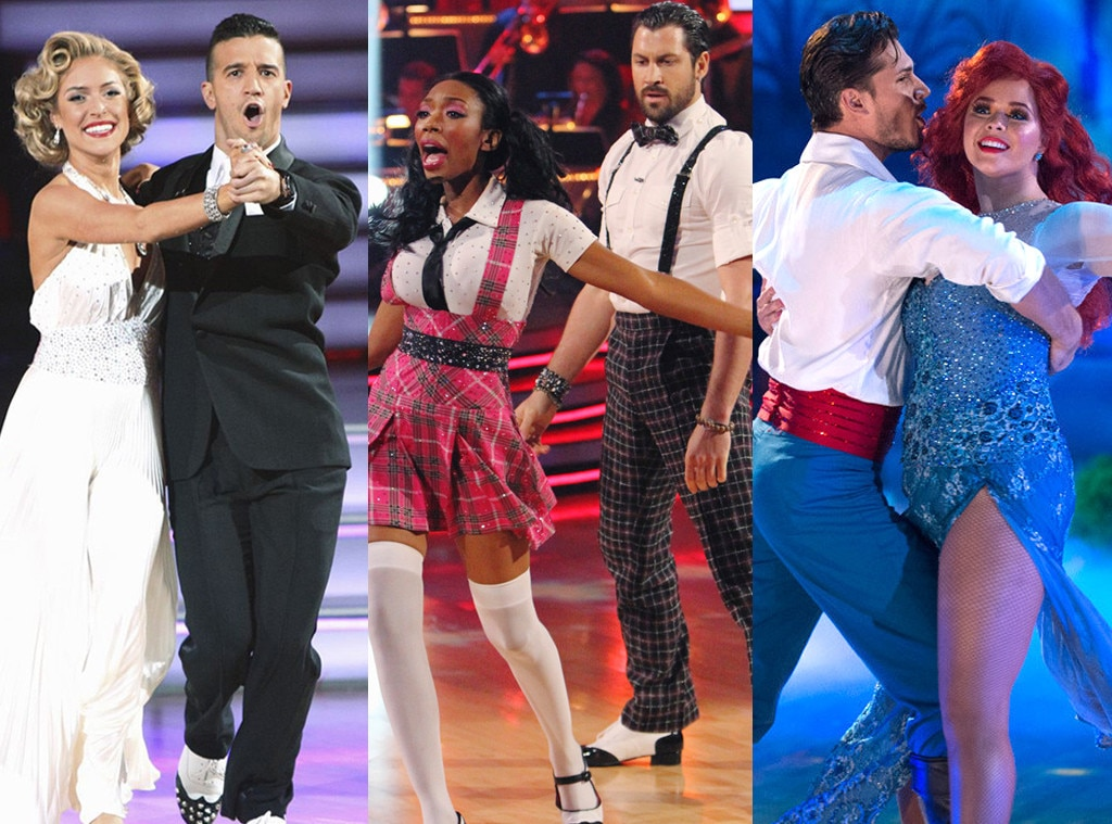 DWTS Shocking Eliminations