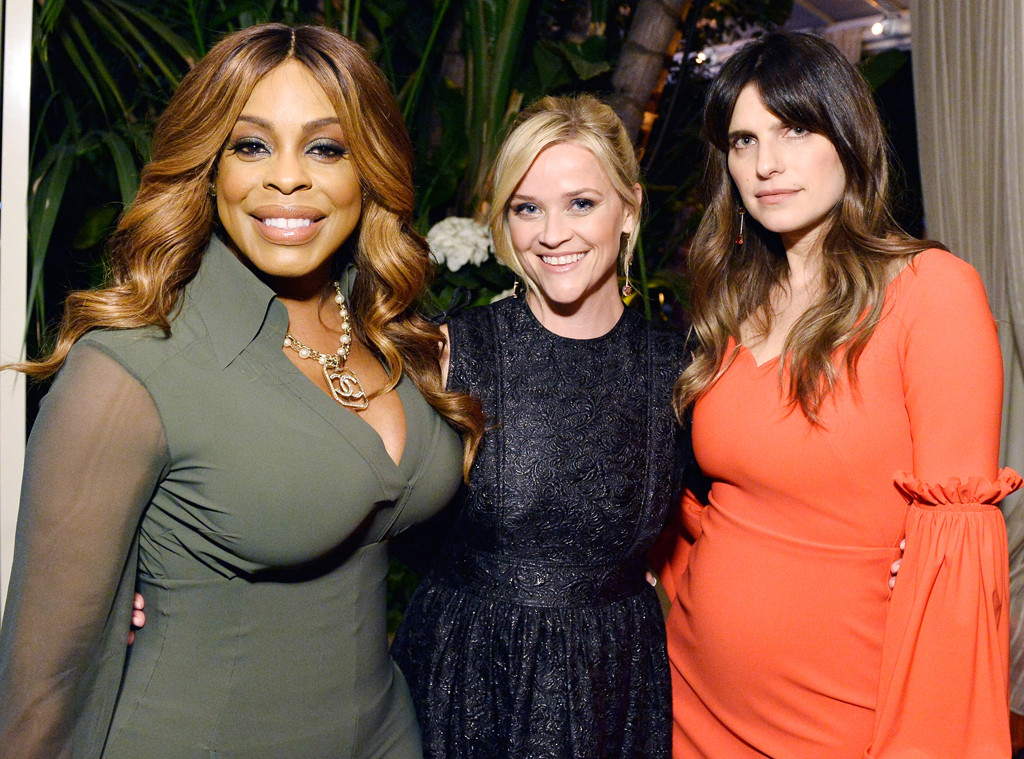 Niecy Nash, Reese Witherspoon, Lake Bell, ELLEs 24th Annual Women in Hollywood