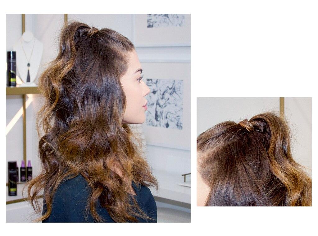 Branded: One-Step Hair upgrades