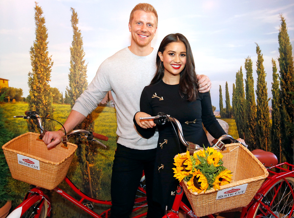 chris and sarah bachelor pad are they dating The bachelor: season 9 they ended their relationship shortly after she returned in the third season of bachelor pad the following year and once again was.