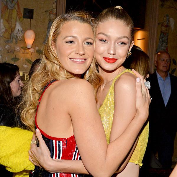 Who Knew Gigi Hadid and Blake Lively Were BFFs? Inside the Stylish Duo's Friendship