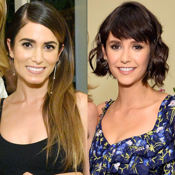 Nina Dobrev, Nikki Reed, ELLEs 24th Annual Women in Hollywood
