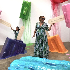 Beyonce, Museum of Ice Cream