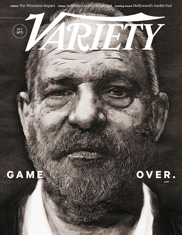 Harvey Weinstein, Variety