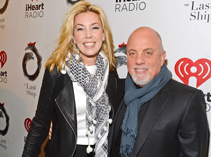Alexis Roderick, Billy Joel, Expecting