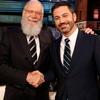 David Letterman, Jimmy Kimmel