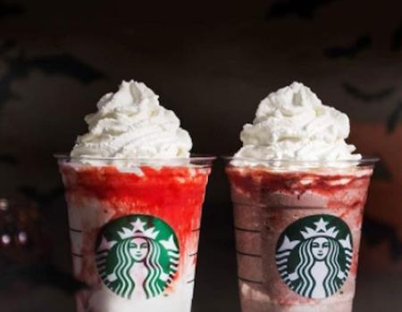 Starbucks Is Releasing Vampire Frappuccinos for Halloween | E! News