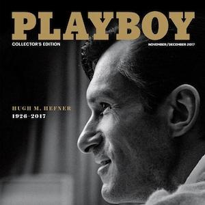 Hugh Hefner, Playboy Cover