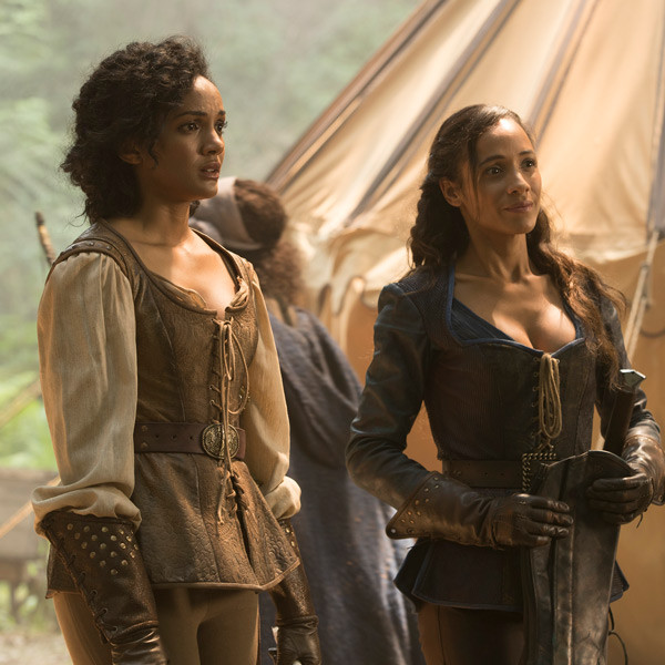 Once Upon a Time Season 7, Dania Ramirez, Mekia Cox