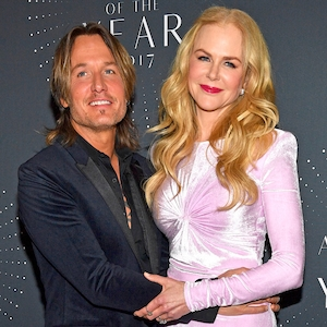 Keith Urban, Nicole Kidman, 2017 CMT Artists Of The Year Awards
