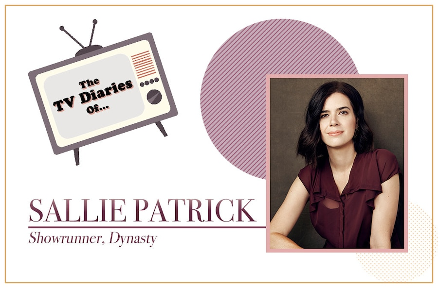 What They Watch: The TV Diaries of Sallie Patrick