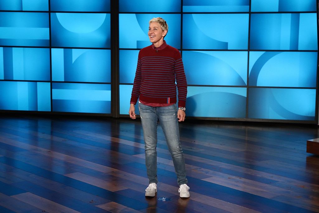 Watch Dax Shepard's Weird Song for Ellen DeGeneres' 60th Birthday